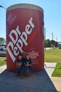 423,218 Fl ounces of Dr. Pepper